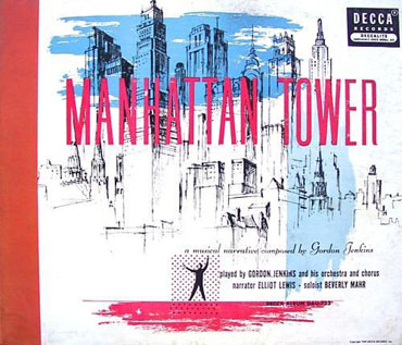 Manhattan Tower Album Cover