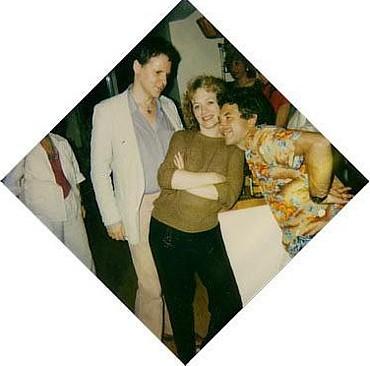 David, Ronni, Lanny 1984