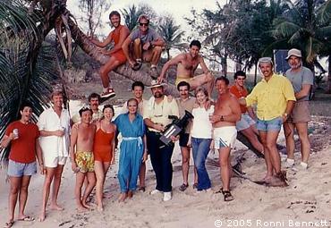 Barbara Walters Specials Crew 1986