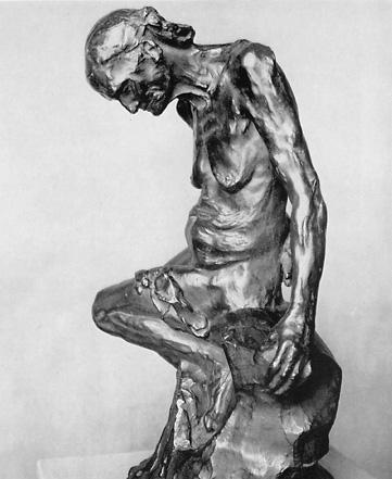 Rodin old woman