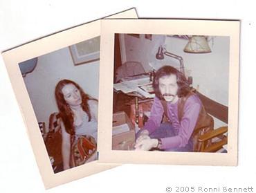 Alex and Ronni 1970