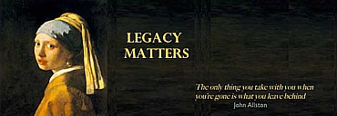Legacy Matters Banner
