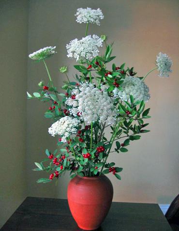 Queen Anne's Lace Bouquet