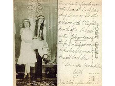 Aunt Edith 1914